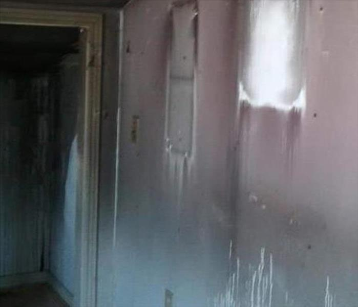 Chesterton Area Soot and Smoke Damage