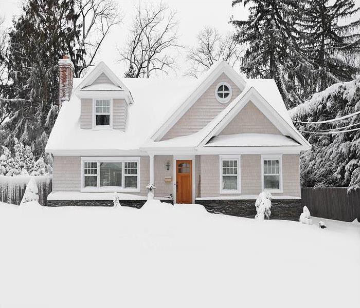 Water Damage A Frozen Hose Can Spell Big Water Damage Trouble For Your Home In Chesterton